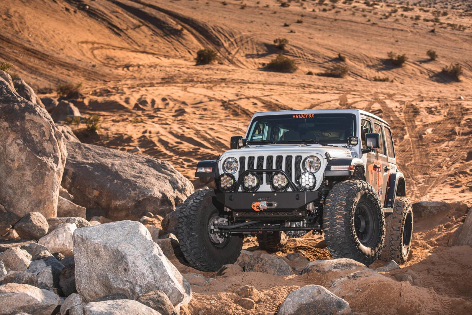 Best Tires For Rock Crawling